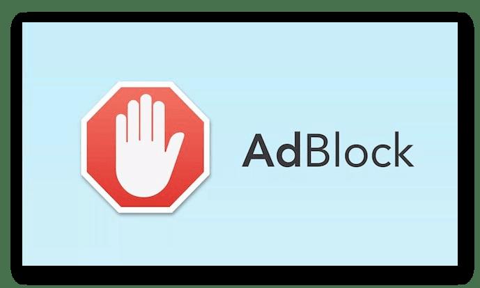 Изображение AdBlock для Google Chrome