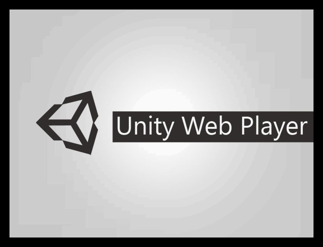 Картинка Unity Web Player для Google Chrome