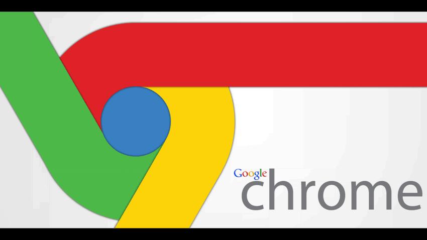 Стильная картинка Google Chrome