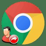 Как выйти из Google Chrome аккаунта