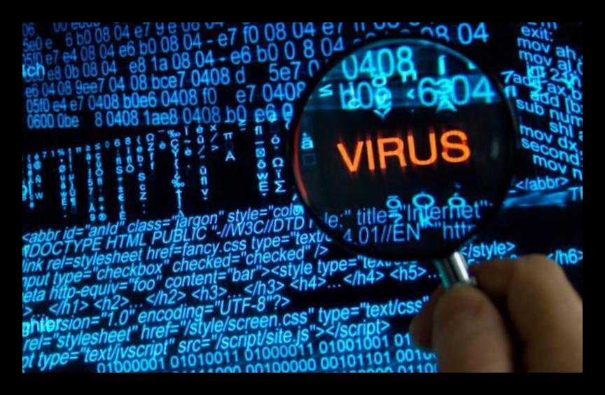 Картинка Проверка системы на вирусы