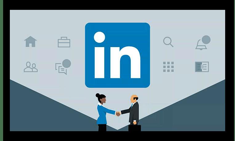 Картинка LinkedIn