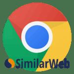 SimilarWeb – расширение для Google Chrome
