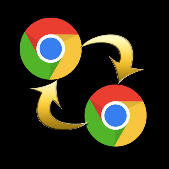 Картинка Перенос паролей в Google Chrome