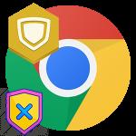 Как отключить антивирус в браузере Google Chrome