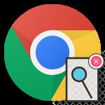 Как удалить Chrome Search с компьютера